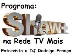 Entrevista no Programa Show+