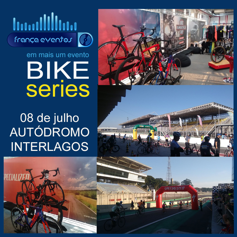 FRANÇA EVENTOS no Autódromo de Interlagos - Driver Bike Series